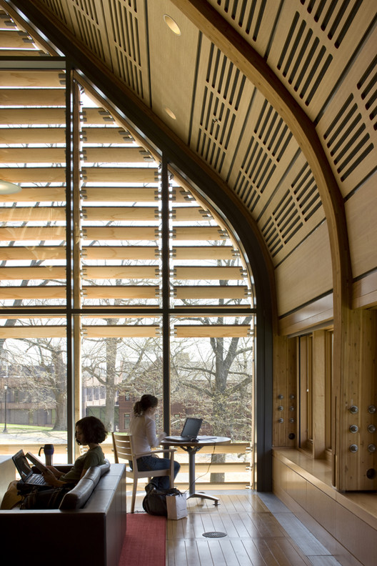 Kroon Hall Yale University Hopkins Architects And