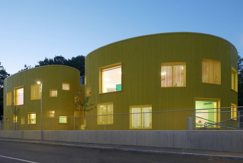 Tellus Nursery School / Tham & Videgård Arkitekter, © Åke E:son Lindman