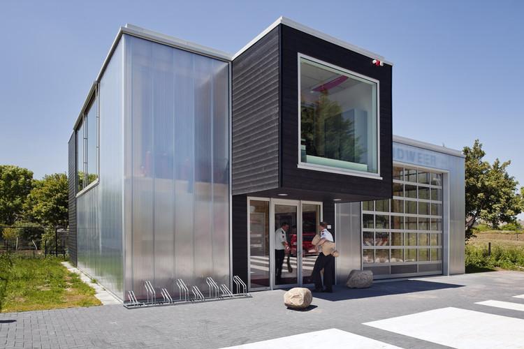 Fire Station Houten / Jeanne Dekkers Architectuur, © Daria Scagliola & Stein Brakkee