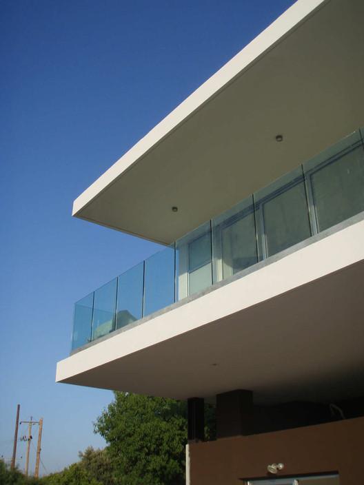 Courtesy of Koutsoftides Architects