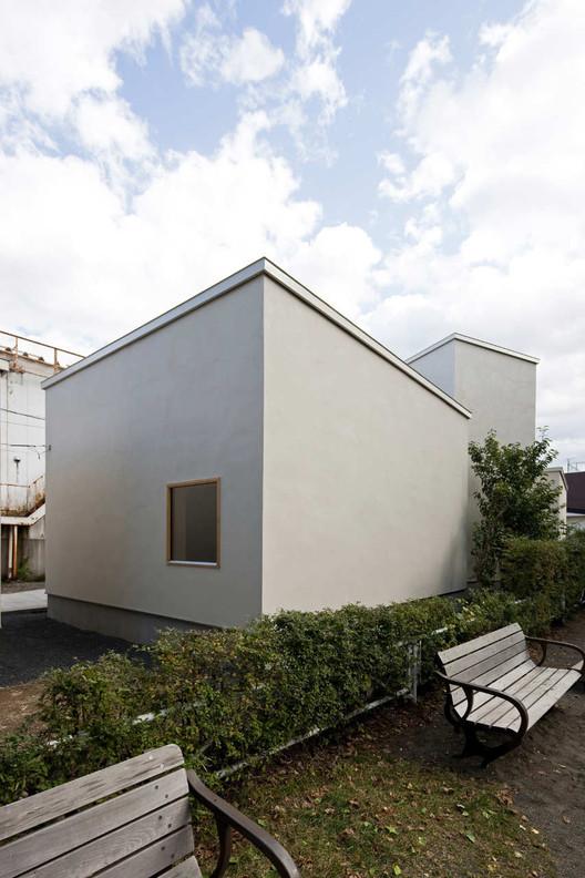 Courtesy of  nadamoto yukiko architects