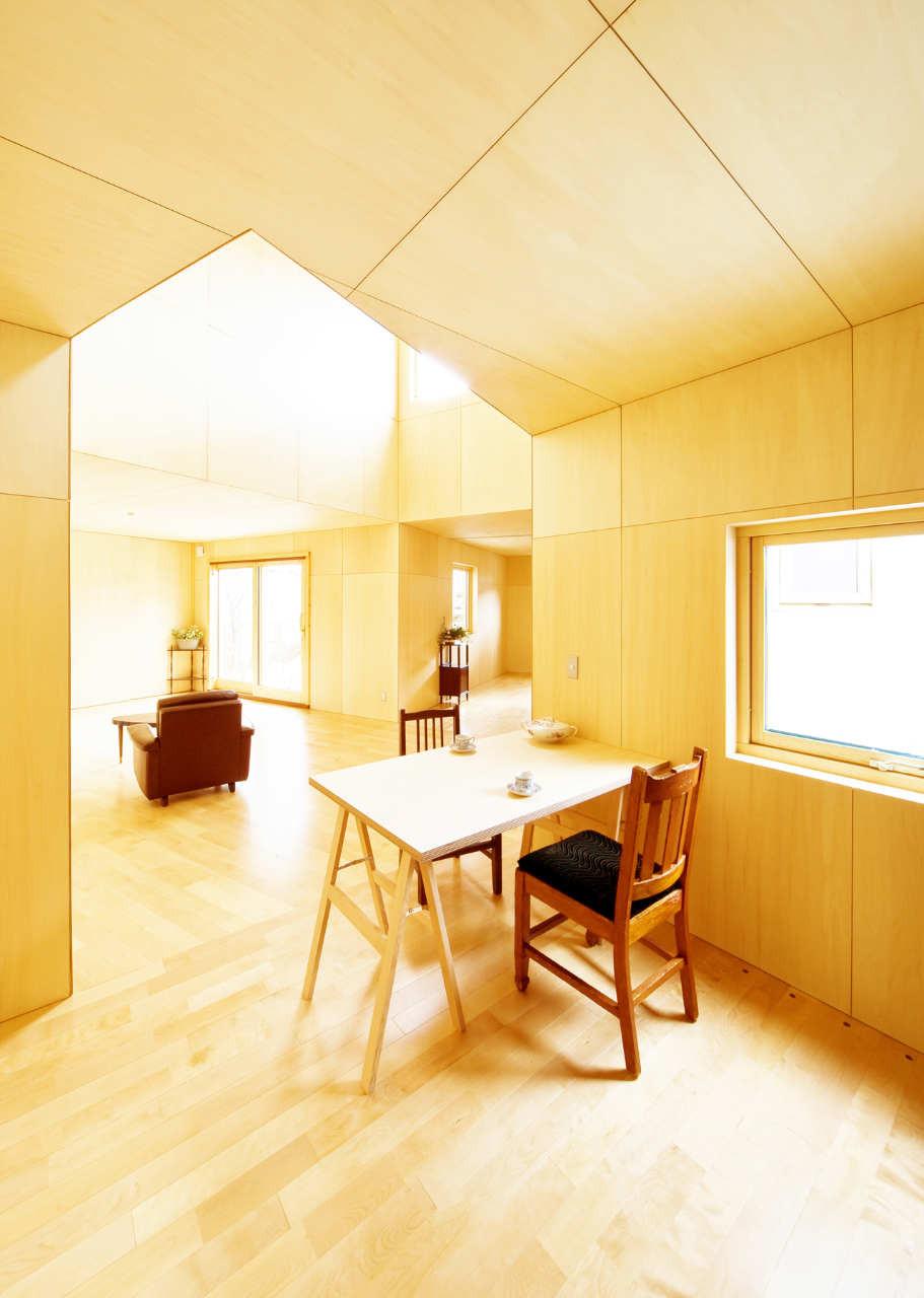 House N / NadamotoYukikoArchitects, Courtesy of  nadamoto yukiko architects