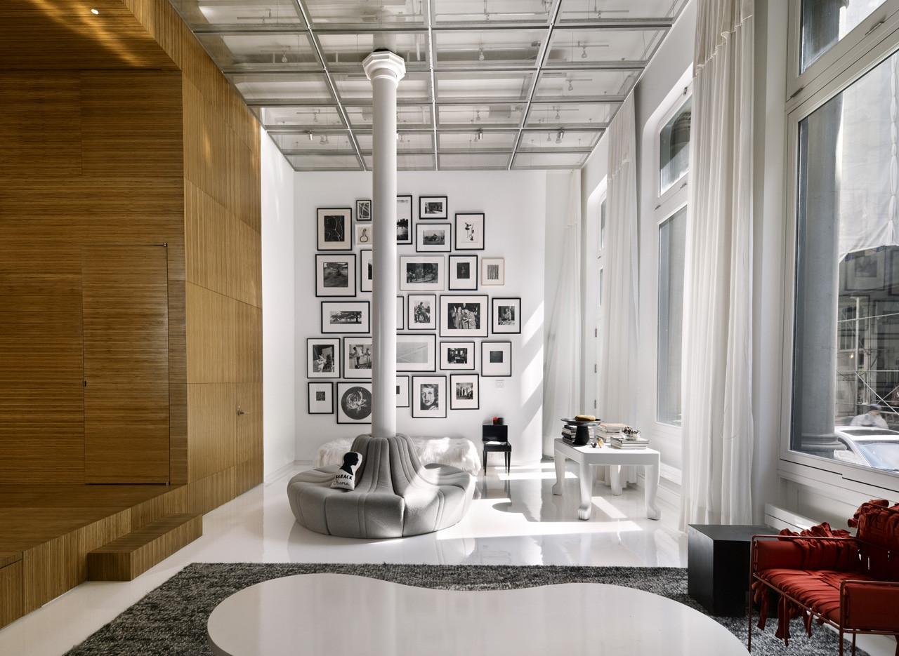 White Street Loft / WORKac, © Elizabeth Felicella