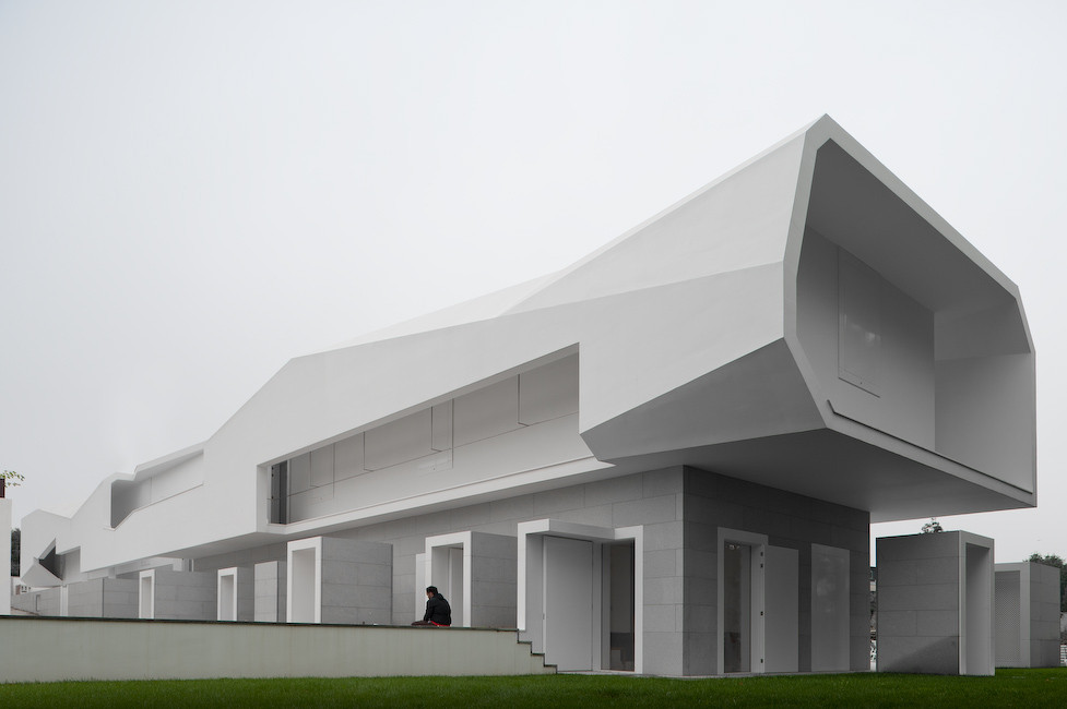 Fez House / Alvaro Leite Siza Vieira, © FG+SG - Fernando Guerra