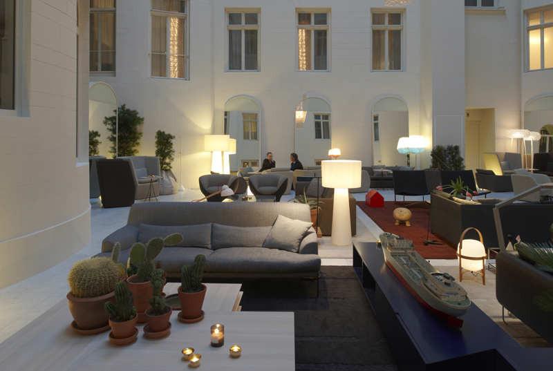 Nobis Hotel / Claesson Koivisto Rune, © Åke E:son Lindman
