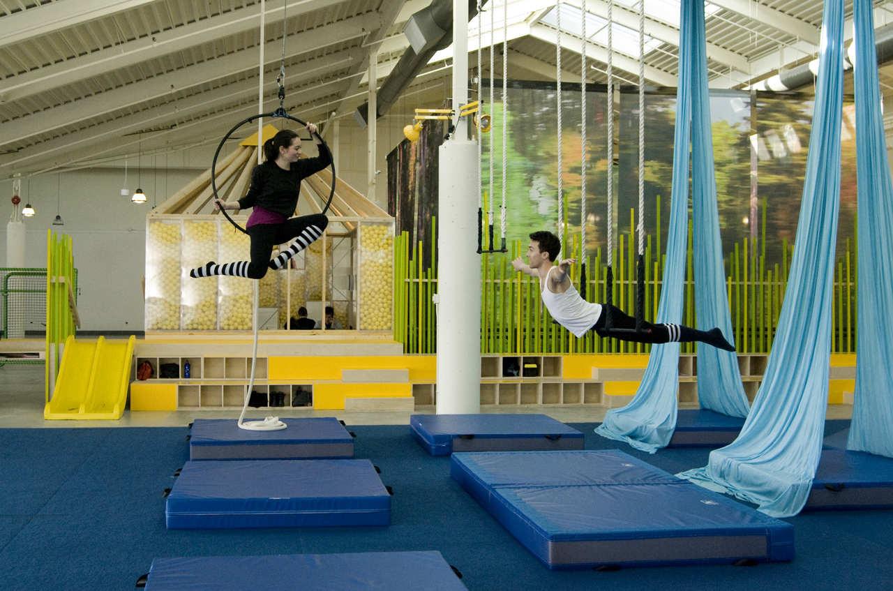Vancouver Circus School / Marianne Amodio Architecture Studio, Courtesy of  marianne amodio architecture studio