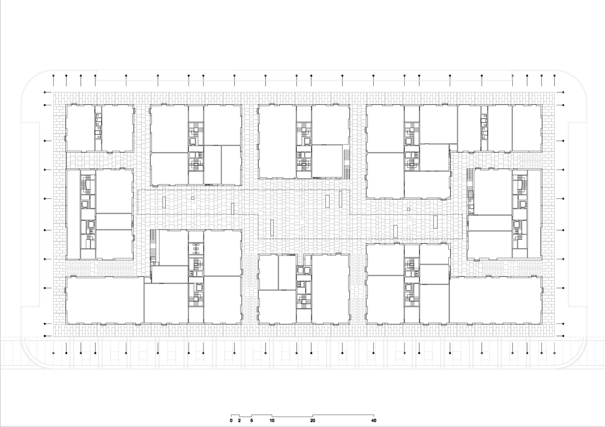 Ae552730380a54f1aa43ee36aaf6e794 moreover Floor plans for persimmon homes also Church architecture furthermore Modern House Plans in addition 510a8fbdb3fc4bfbe9000007 Ad Classics St Johns Abbey Church Marcel Breuer Plan. on courtyard house plans
