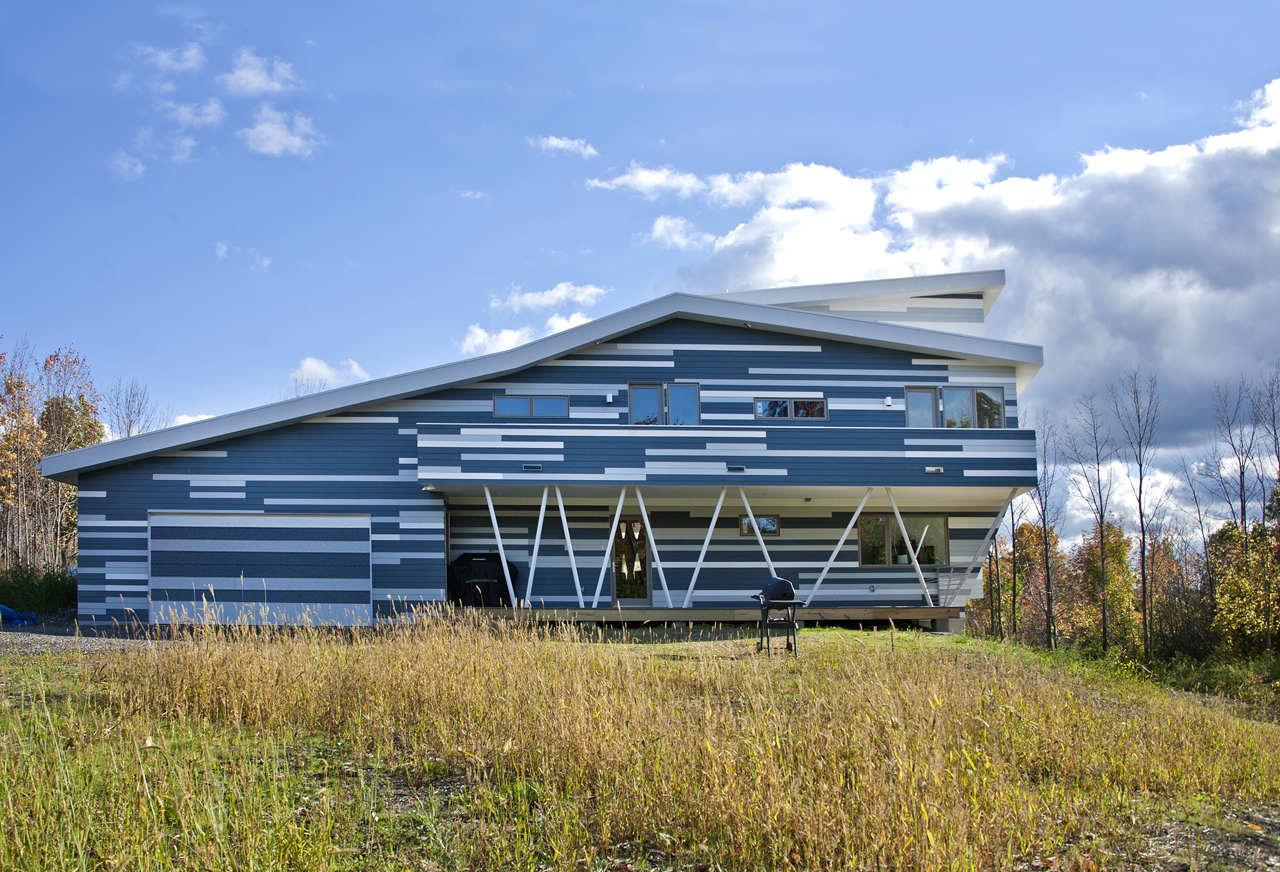 HSU House / EPIPHYTE Lab, © Susan & Jerry Kaye