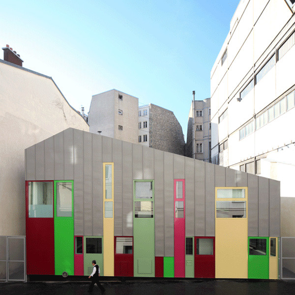 Picard Nursery / BP Architectures, Courtesy of  bp architectures