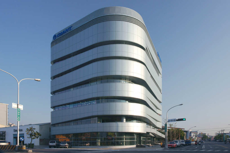 Giant Headquarter Building / Studiobase Architects + Reborn Studio, © Wei-Min Yuan