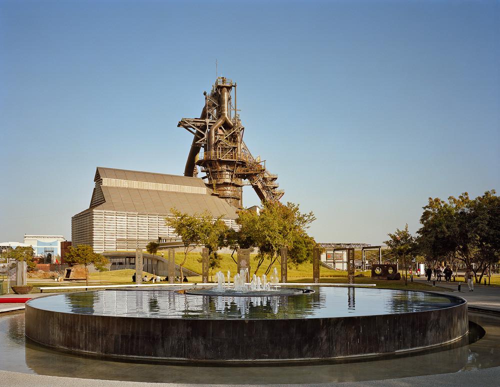 Horno 3 Steel Museum / Grimshaw, © Paúl Rivera & Grimshaw