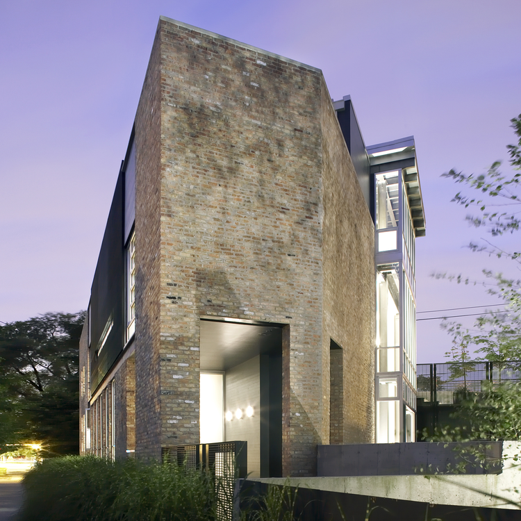 Leavitt Residence / Miller Hull Partnership, © Marty Peters