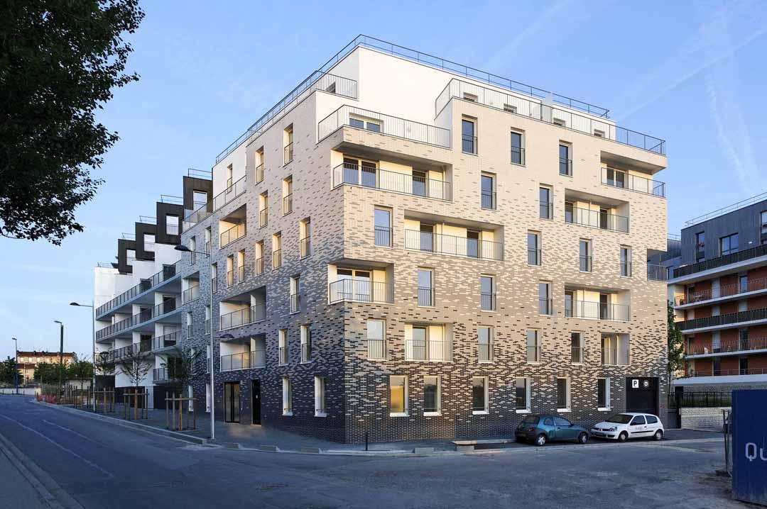26 Apartments / Pierre Alain Trévelo & Antoine Viger-Kohler architectes, Courtesy of  pierre alain trévelo & antoine viger-kohler architectes