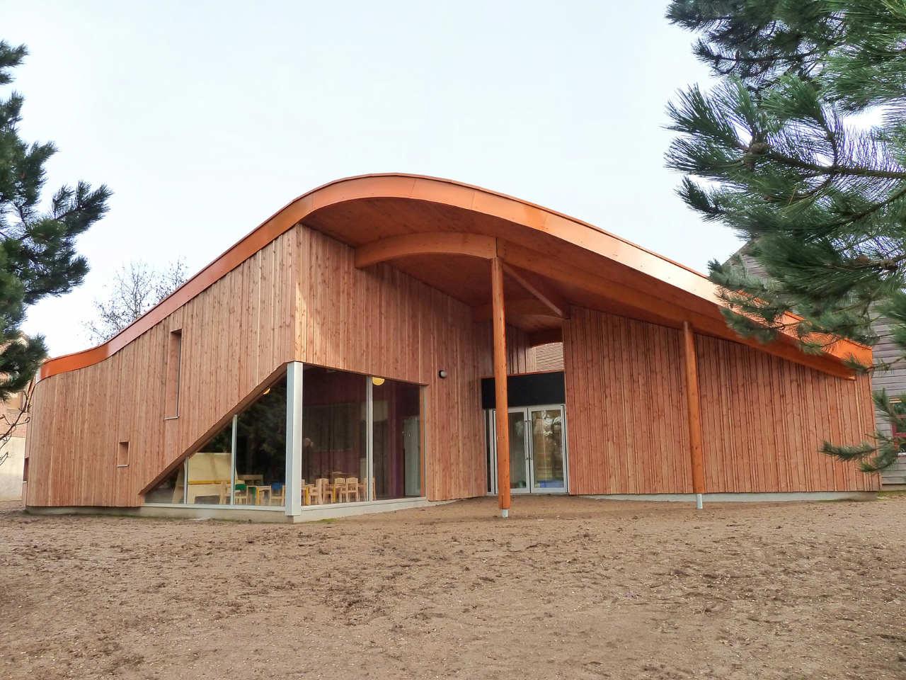 Le Petit Prince Nursery School / AR+TE Architectes, © AR + TE Architectes