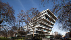 Nuevo campus insignia para City of Westminster College / schmidt hammer lassen architects