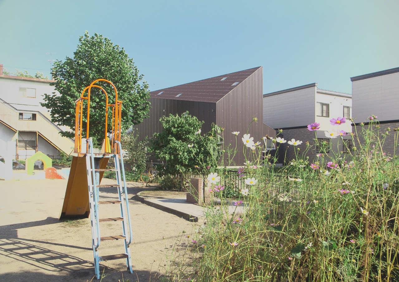 Duplex House In Tokito / Hidehiro Fukuda Architects, Courtesy of Hidehiro Fukuda Architects