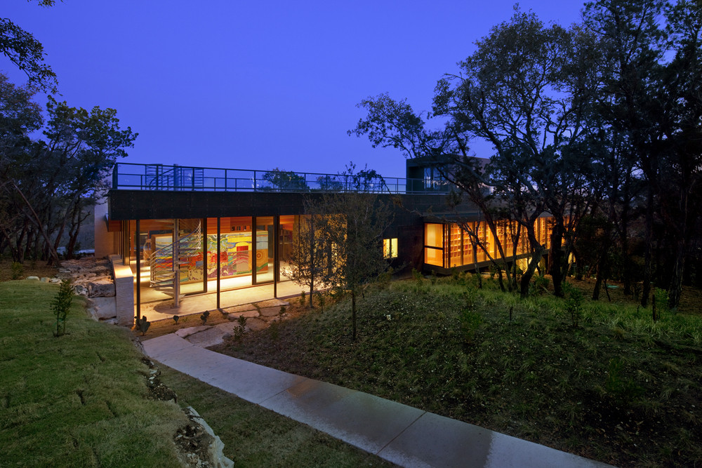 Wimberley House / Cunningham Architects, © Tre Dunham