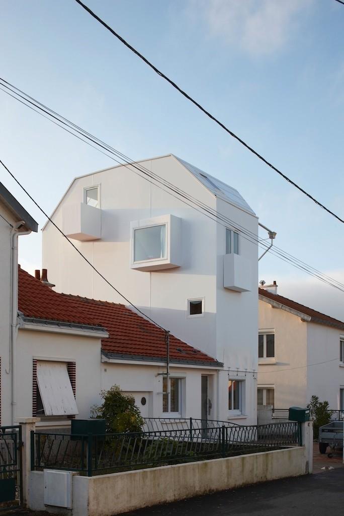 Shishiodoshi House / Avignon-Clouet Architects, © Stéphane Chalmeau