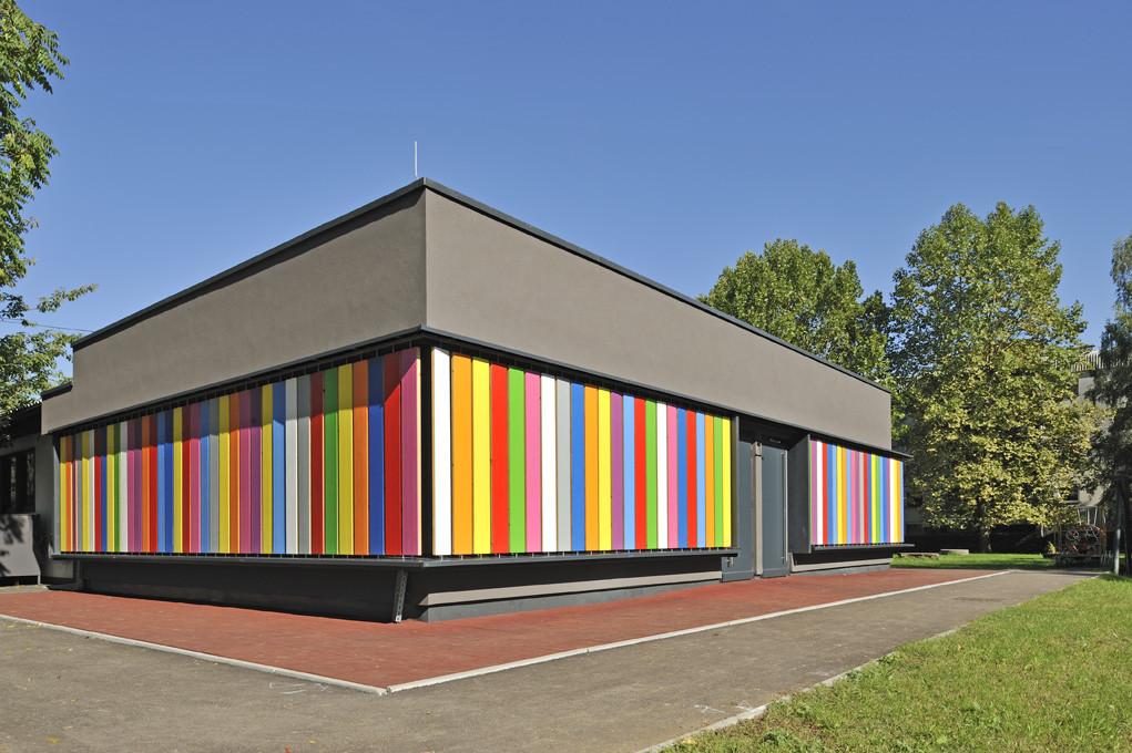 Kindergarten Kekec / Arhitektura Jure Kotnik, © Miran Kambič