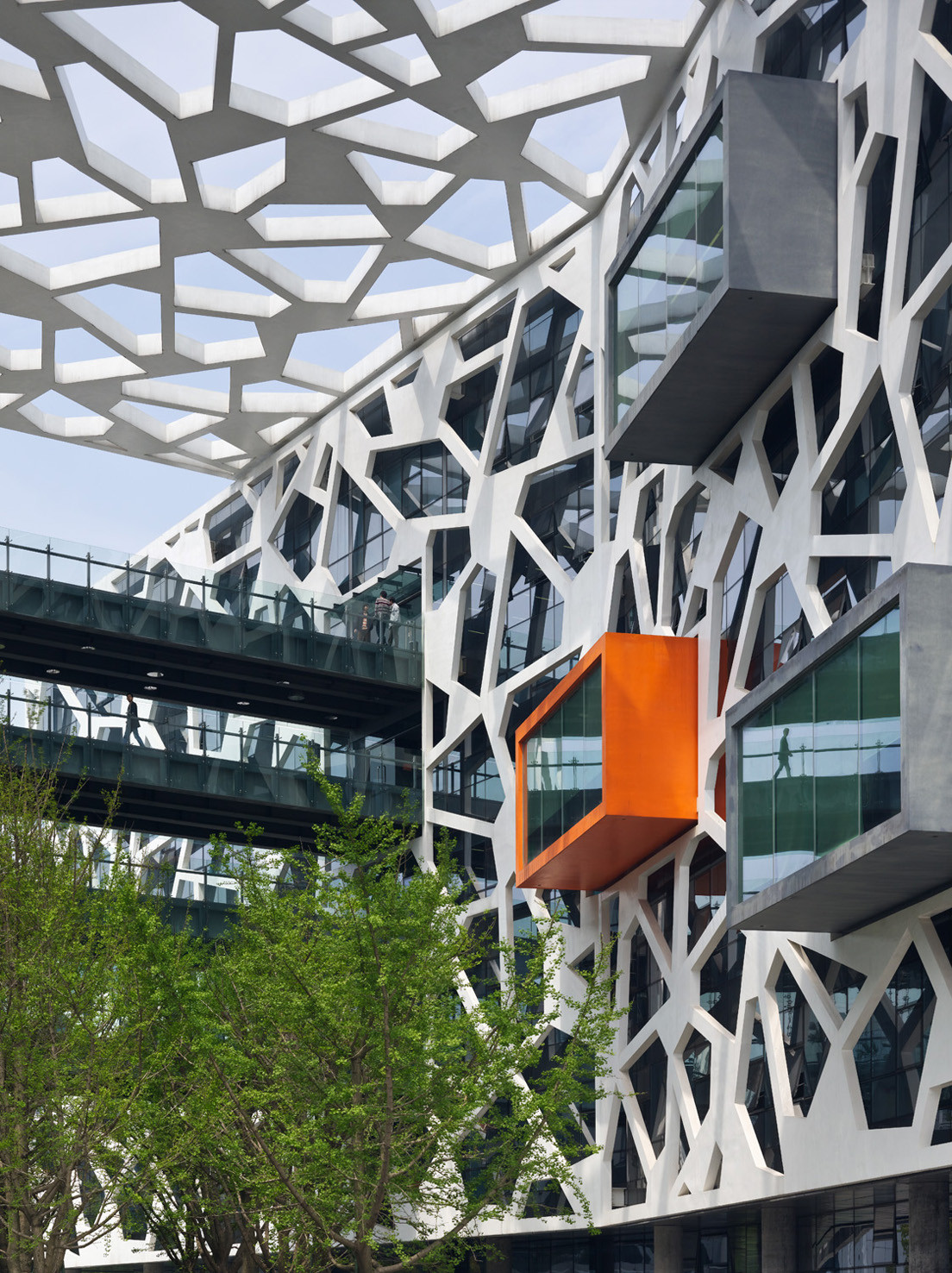 Gallery of alibaba headquarters hassell 2 for Modern home decor hangzhou