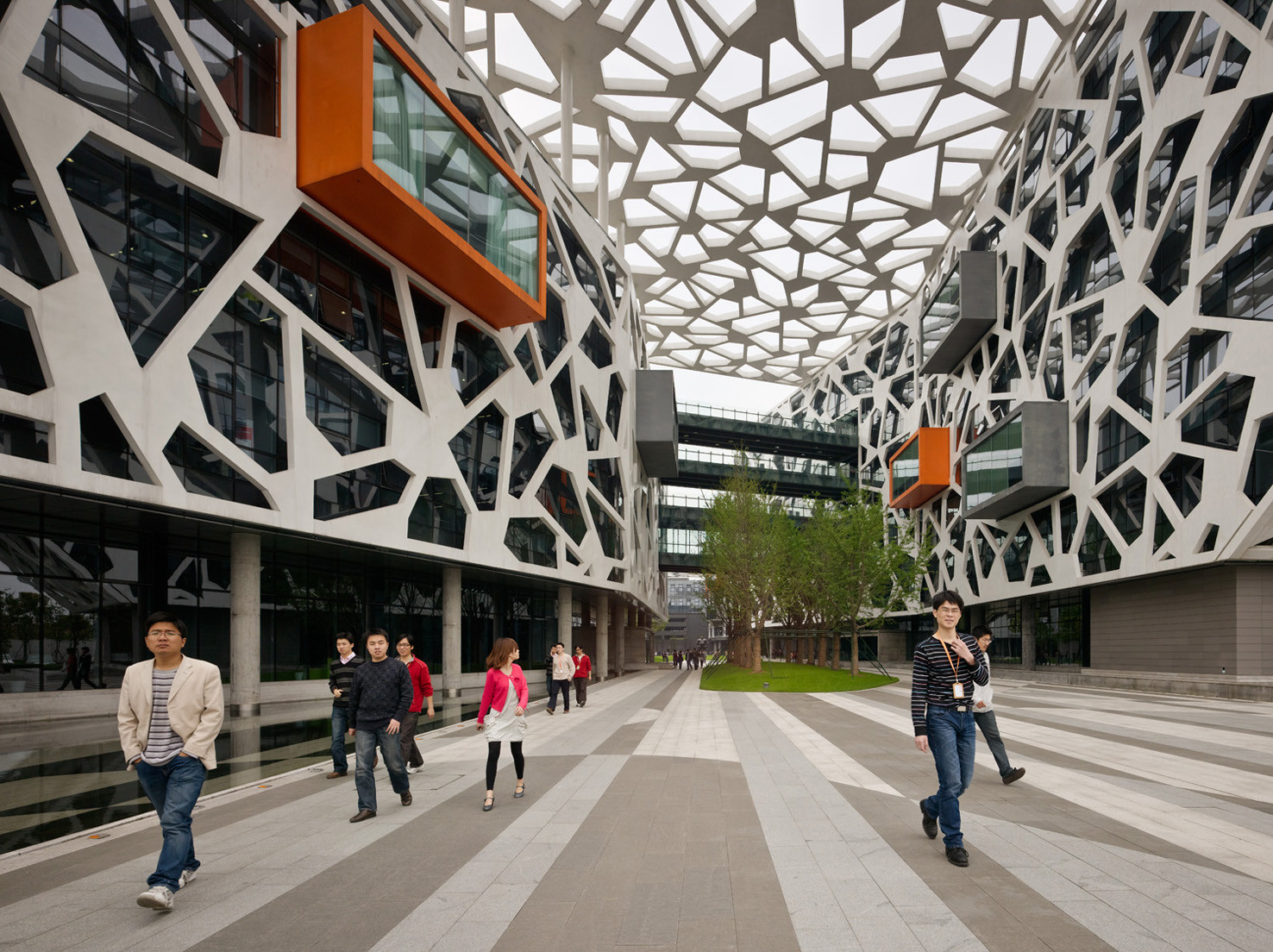 Gallery Of Alibaba Headquarters Hassell 6