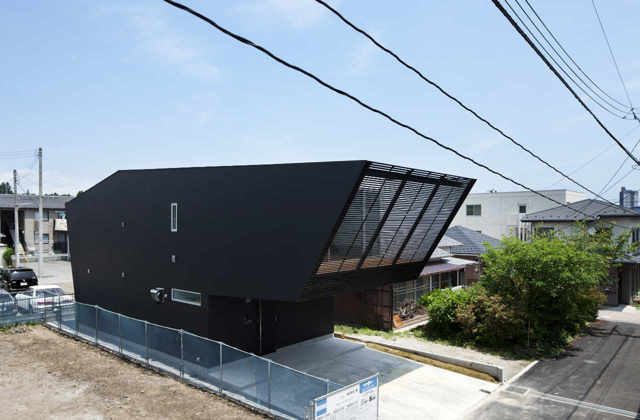 Lift / Apollo Architects & Associates, © Masao Nishikawa