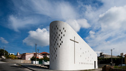 Santa Ana's Chapel / e|348 arquitectura