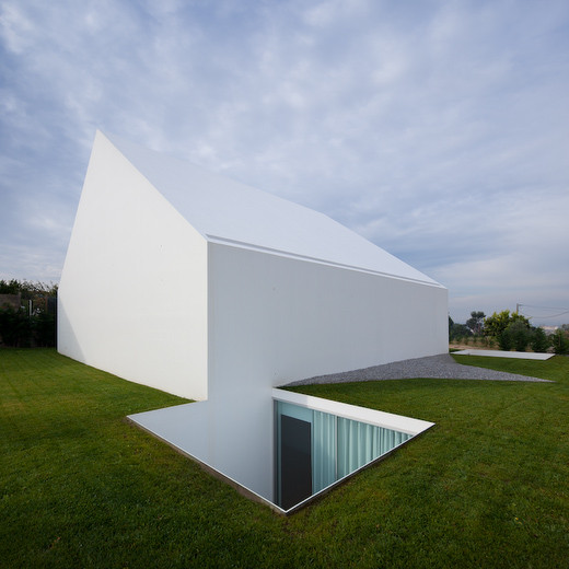 gallery of house in leiria    aires mateus