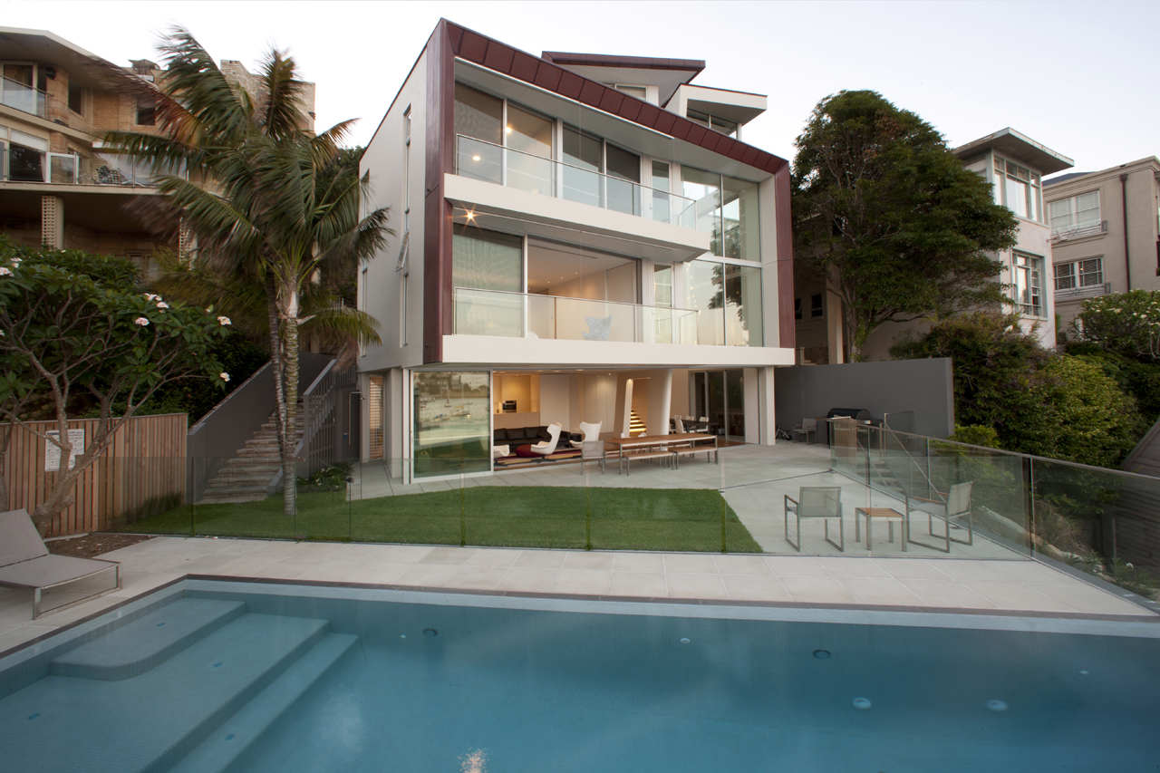 Point Piper House / Popov Bass Architects, © Kraig Carlstrom