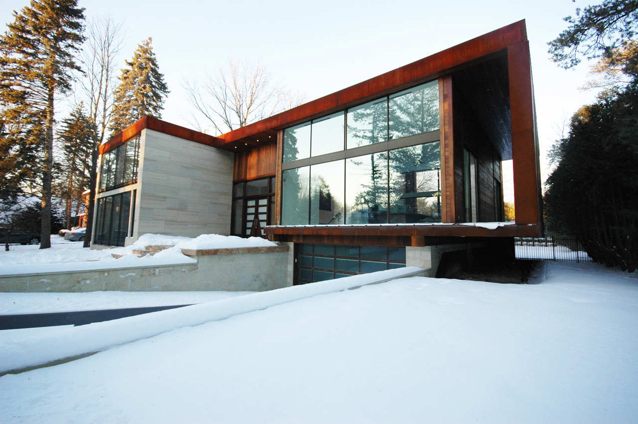 The Birchview House / Prototype Design Lab, © Johnny Sihra