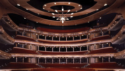 Ellie Caulkins Opera House at the Quigg Newton Auditorium / Semple Brown Design