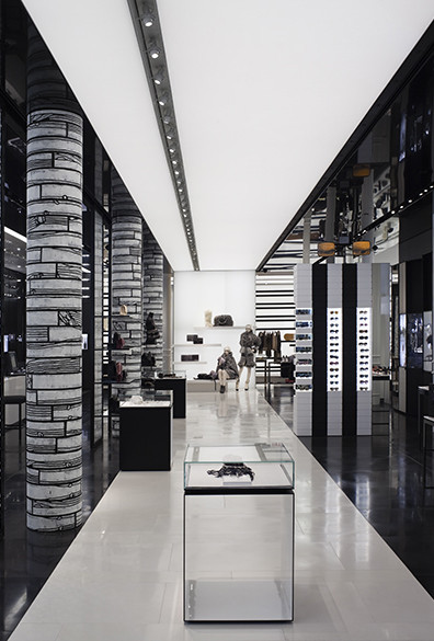 Chanel Soho / Peter Marino Architect, © Paul Warchol
