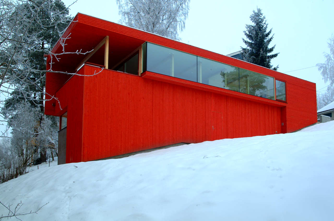 Red House / JVA, © Nils Petter Dale