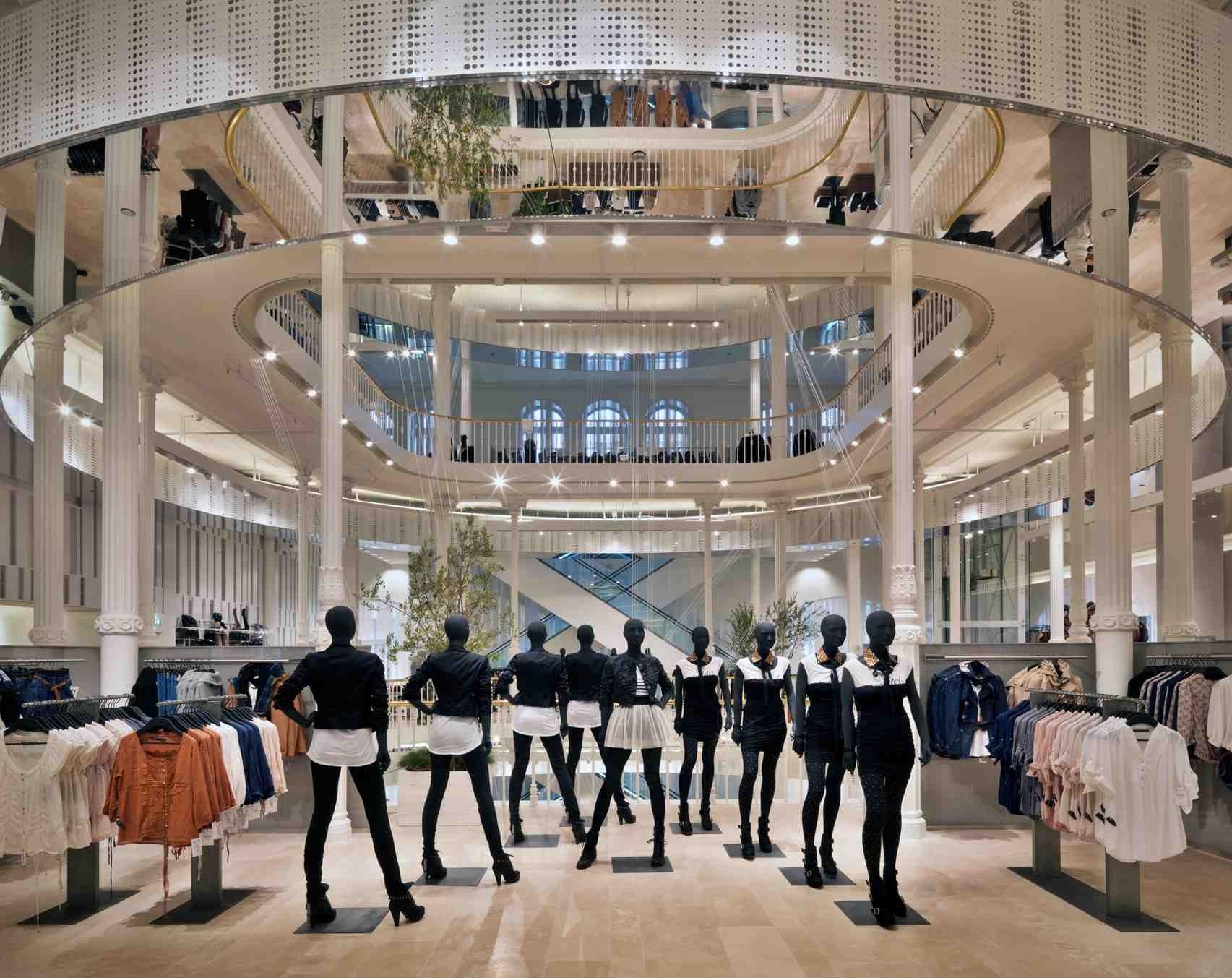 Zara Rome / Duccio Grassi Architects, © Andrea Martiradonna