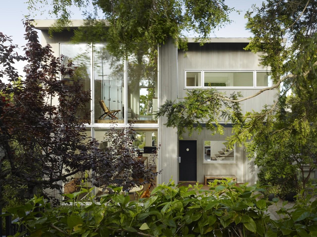 Potrero House / Cary Bernstein Architect, © César Rubio