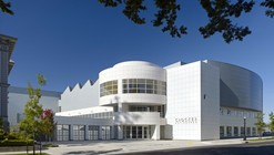 Crocker Art Museum / Gwathmey Siegel & Associates Architects