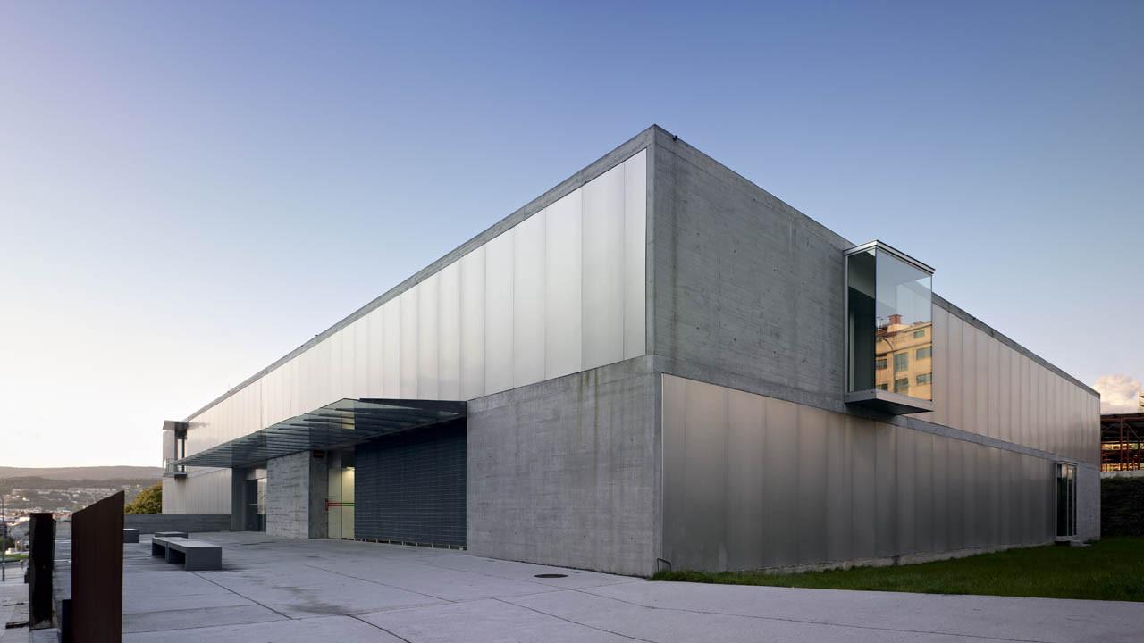 A Parda Health Centre / Vier Arquitectos, © Héctor Fernández Santos-Díez