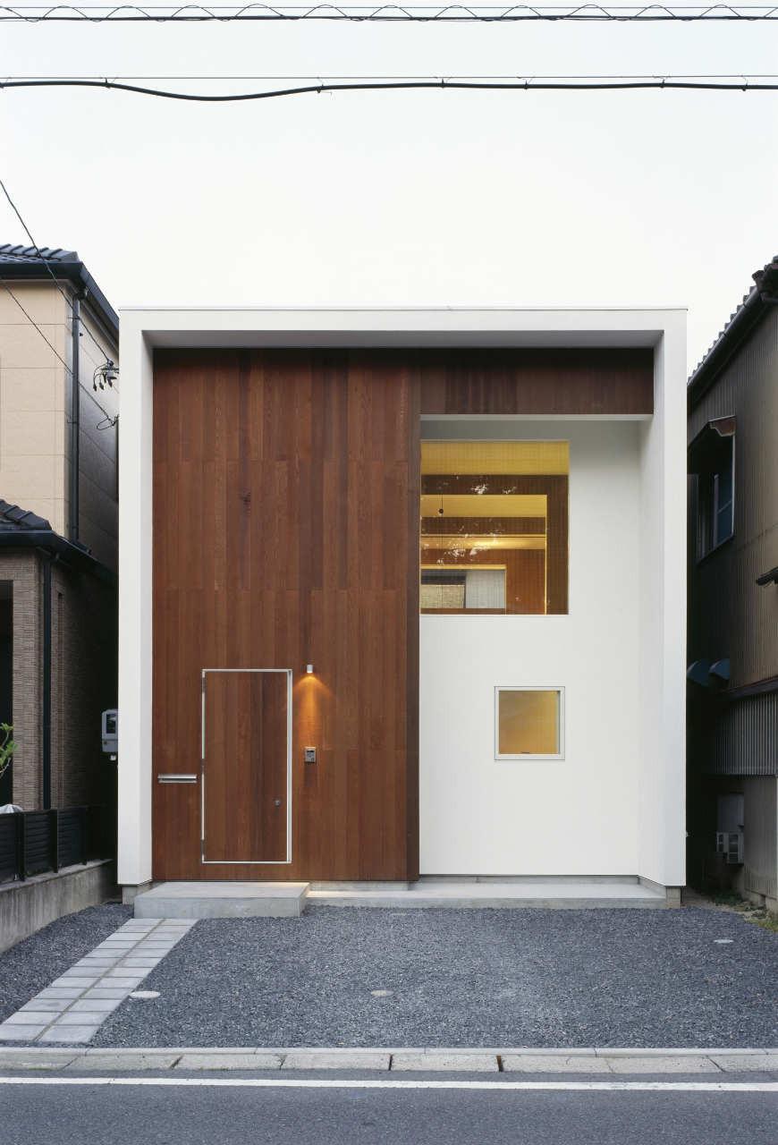 House of Continuous Wall / Akitoshi Ukai/AUAU, © Suzuki Ken'ichi
