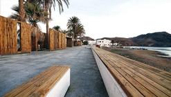 Las Negras Waterfront / Jesús Torres García