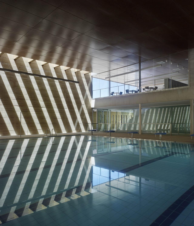 Gallery Of Indoor Swimming Pool In Toro Vier Arquitectos 12