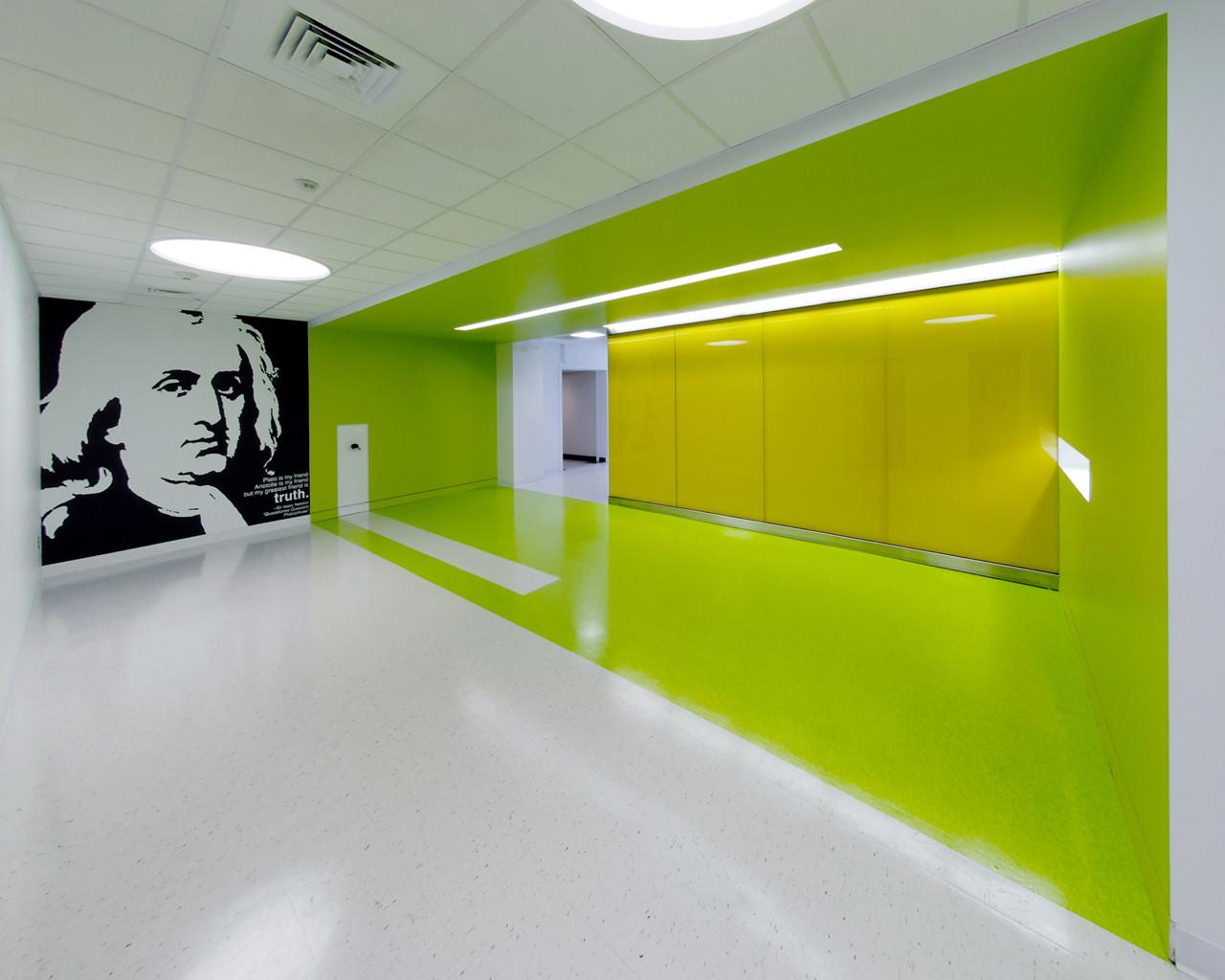 Gallery of missouri state university cheek hall dake for Interior design university