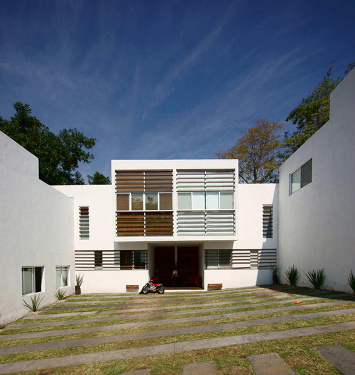 San Juan Houses / Aflo Arquitectos + Serrano Monjaraz Architects, © Marcos Betanzos