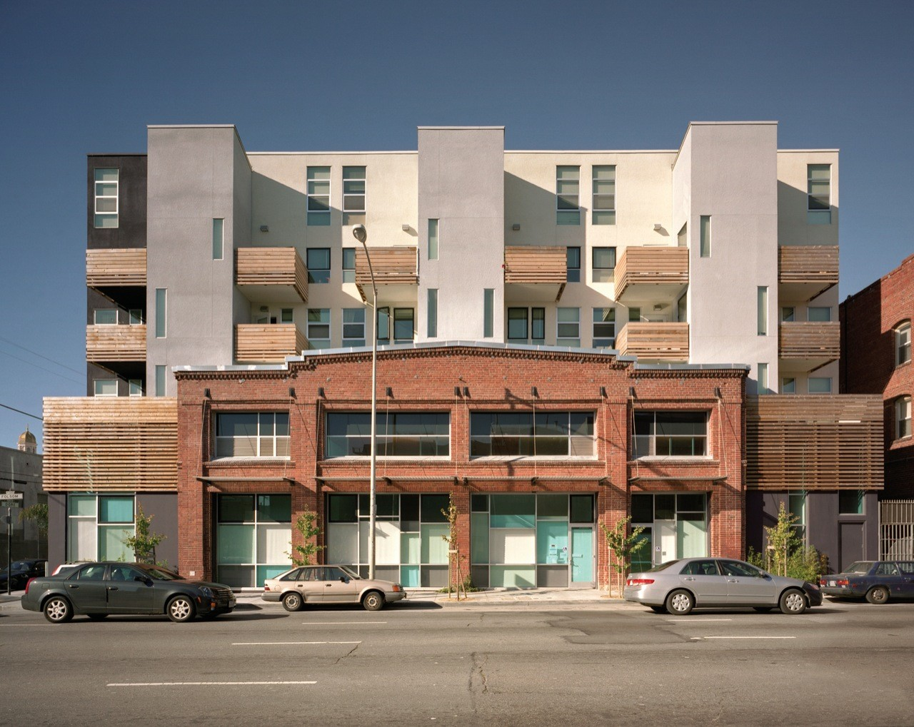 Folsom + Dore / David Baker + Partners, © Brian Rose
