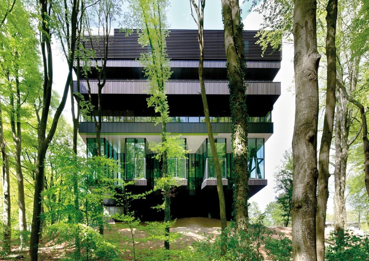 Rehabilitation Centre Groot Klimmendaal / Koen van Velsen, © Rob 't Hart