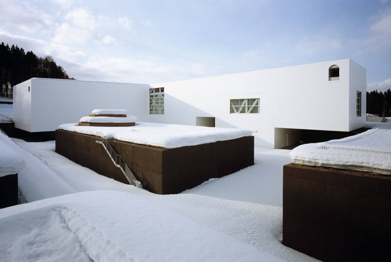 Aomori Museum of Art / Jun Aoki & Associates, © Daici Ano