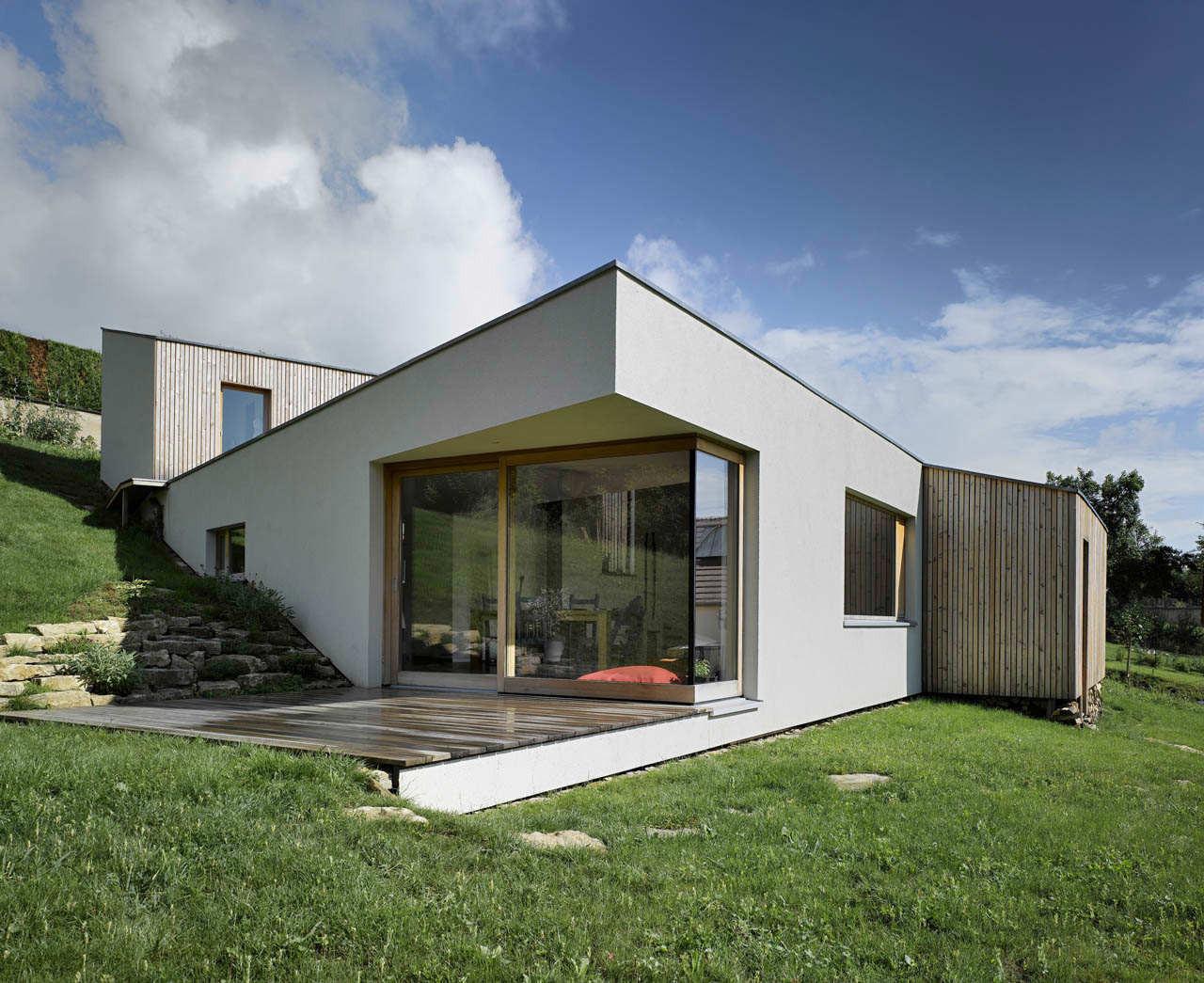 Snail House / Atelier d.org, © Stéphane Spach