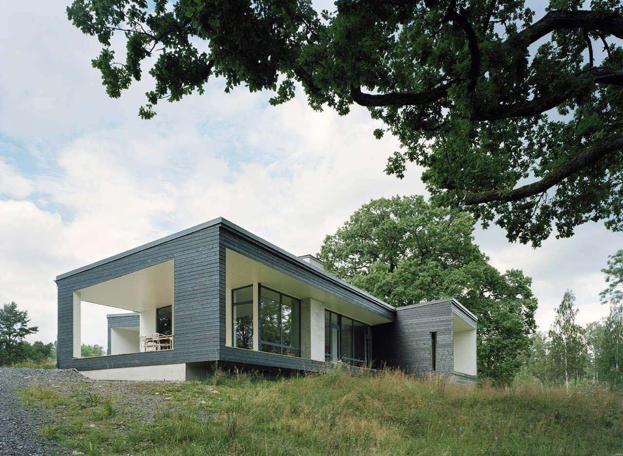 Villa Remshagen / smedshammar+Holmberg AB, © Åke E:son Lindman