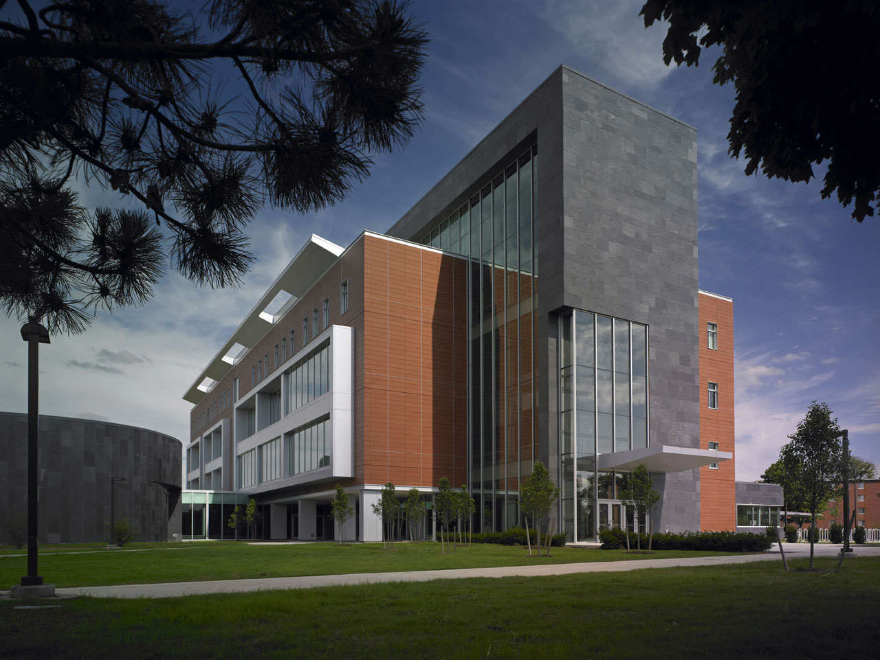 Central Michigan University's College of Education and Human Services / SHW Group, © Justin Maconochie