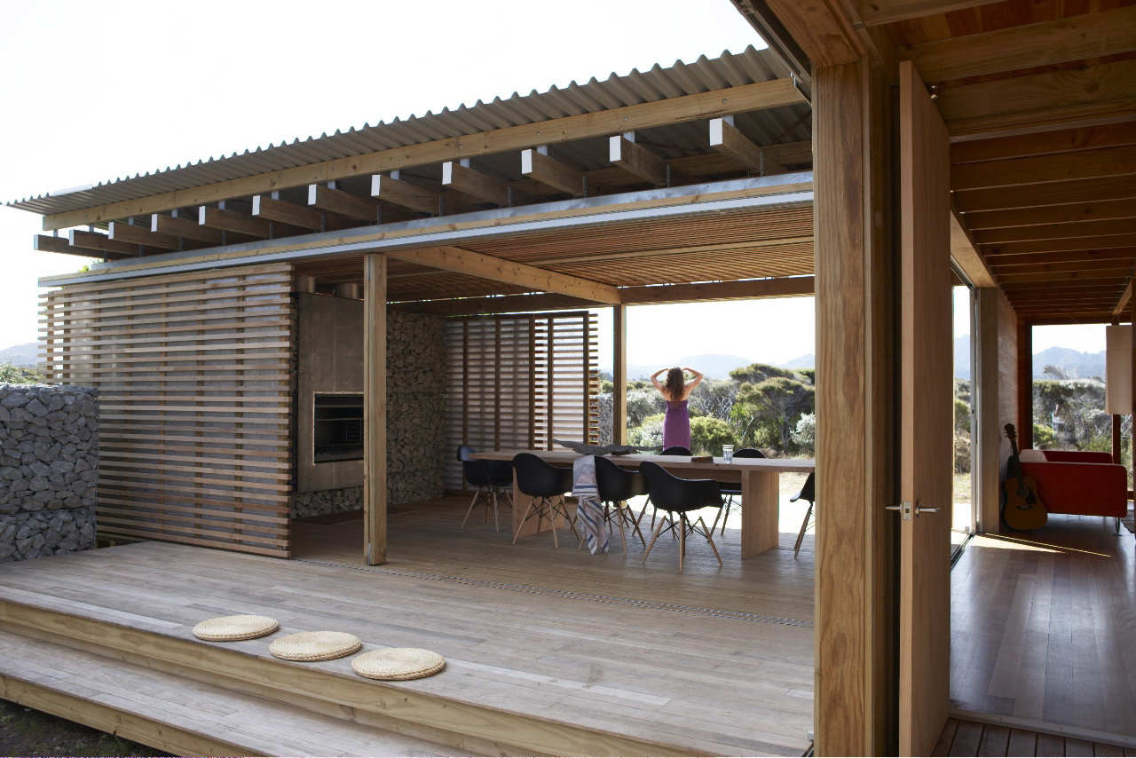 Great Barrier Island / Herbstarchitects, © Jackie Meiring