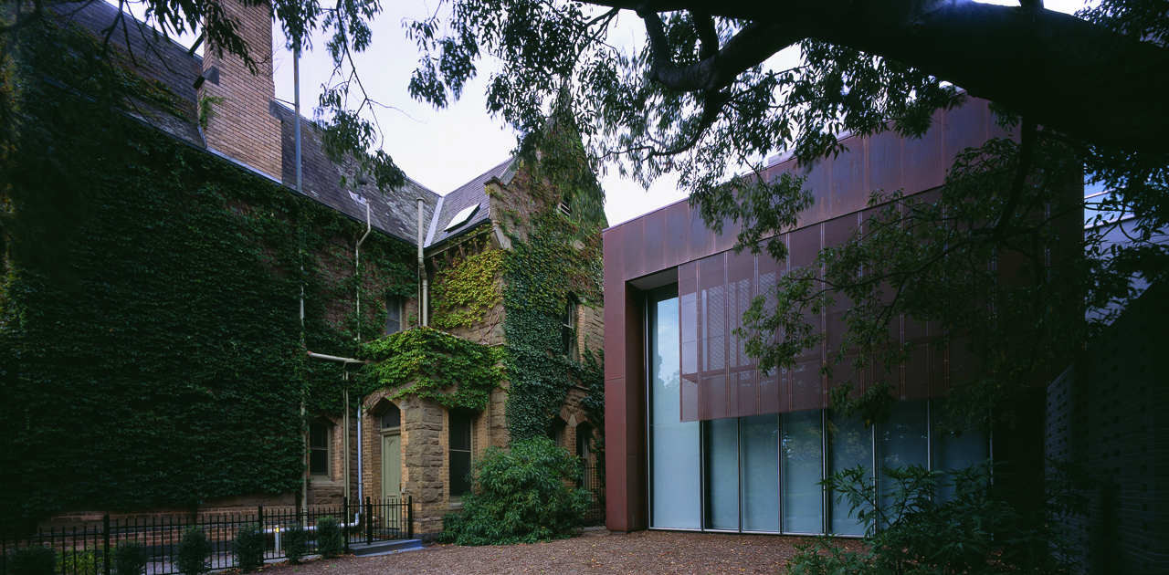 Centre Of Theology And Ministry / Williams Boag Architects, © Tony Miller
